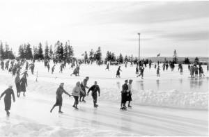 Foto fra arkivet etter Park- og idrettsvesenet (A-20145/Uas/0006/023). År: 1938.