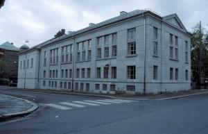 Arkitekt Christian Heinrich Grosch