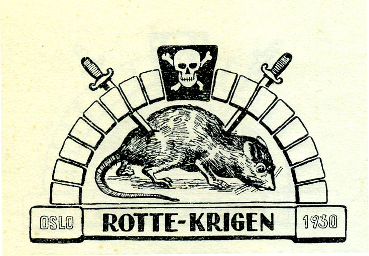 Logo for rottekrigen